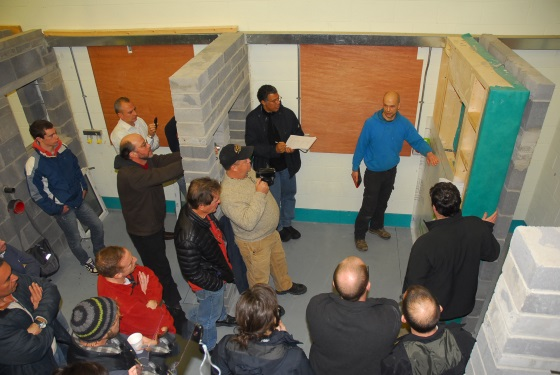 Passive House Tradesperson and Architect Training